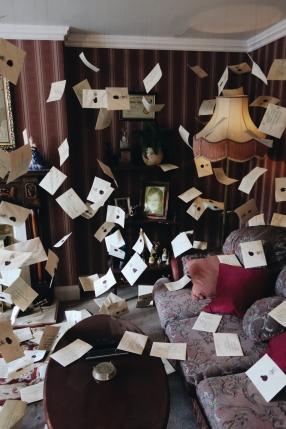 Hogwarts letters