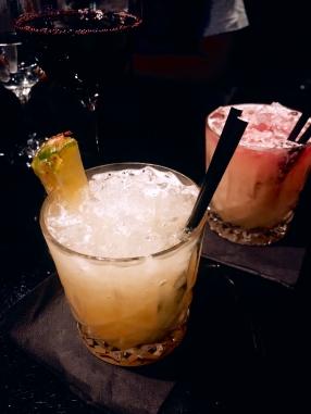 Amazing drinks at Gaucho